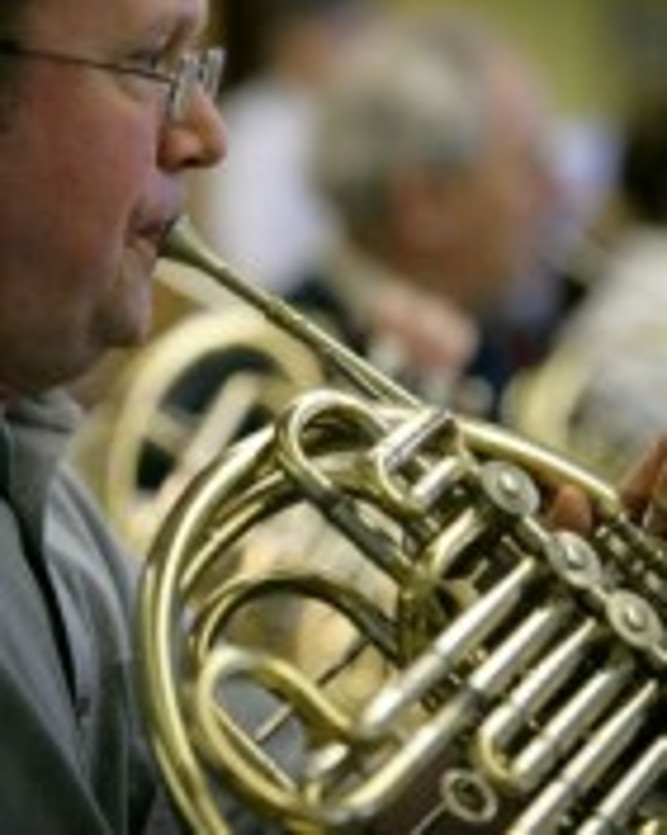 Blow the Dust off your Instrument: instrumental playing days