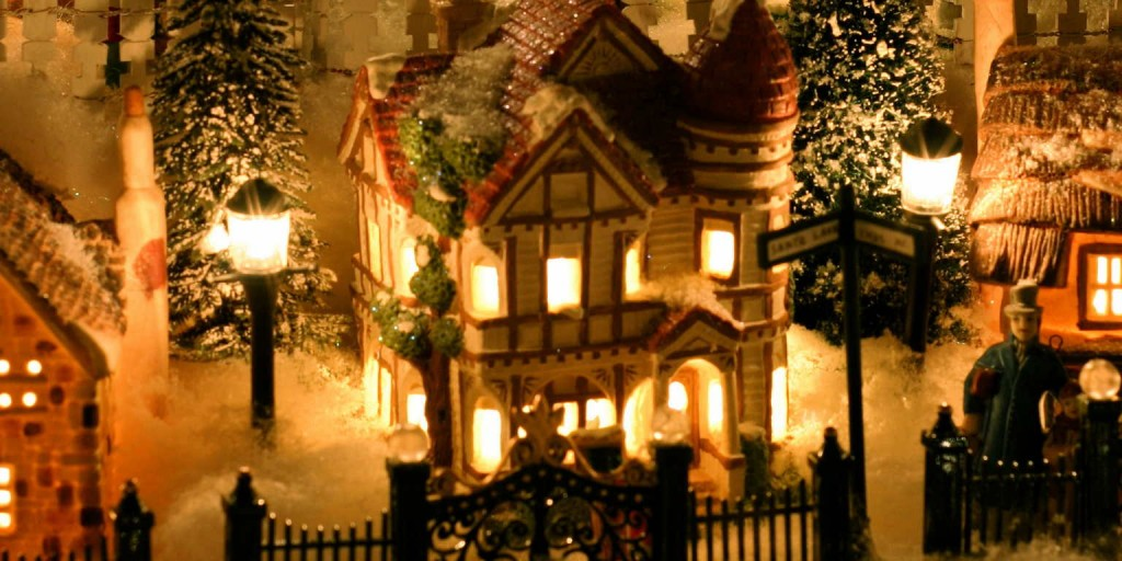 miniature-christmas-village-342383